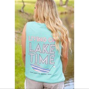 NWOT Jadelynn Brooke Living on Lake Time